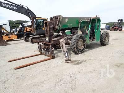 2015 JLG G12-55A 12000 Lb 4x4x4 Telescopic Forklift