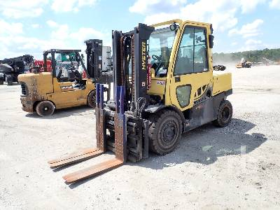 2016 HYSTER H120FT 10000 Lb INOPERABLE Forklift