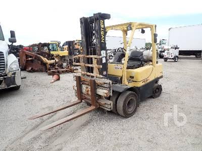 HYSTER H60FT 4550 Lb Forklift