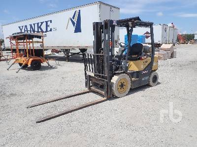 2007 DOOSAN G25P3 4500 Lb Forklift