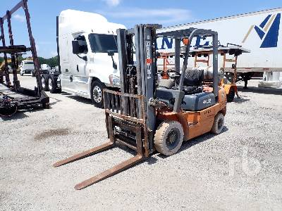 2010 HELI CPQYD25-TY5 Forklift