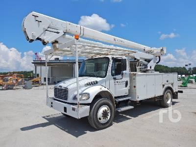 2007 FREIGHTLINER M2106 4x4 w/Terex Hi-Ranger 5TC-55 Bucket Truck