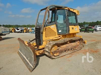 2005 JOHN DEERE 650J LT Crawler Tractor