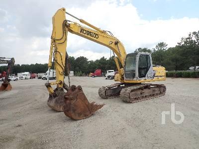 2002 KOBELCO SK160LC Acera Hydraulic Excavator