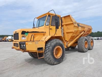 2000 BELL B25B 6x6 Articulated Dump Truck