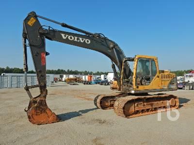 2004 VOLVO EC160BLC Hydraulic Excavator