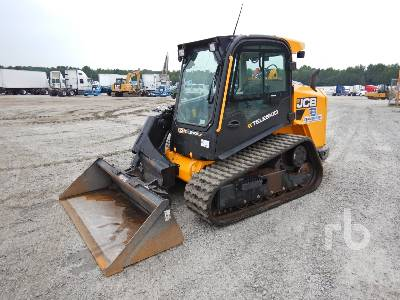 JCB 3TS8T 2 Spd Multi Terrain Loader