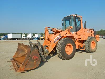 2005 DOOSAN MEGA200-V Wheel Loader