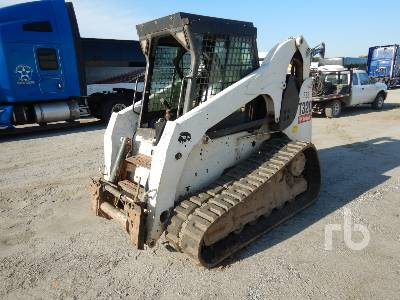 2007 BOBCAT T320 High Flow Compact Track Loader