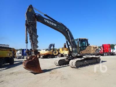 2011 VOLVO EC240CL Hydraulic Excavator