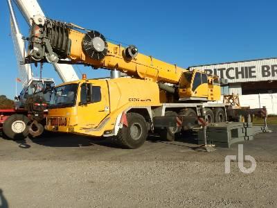 2008 GROVE GMK5115 100 Ton 10x6x10 All Terrain Crane