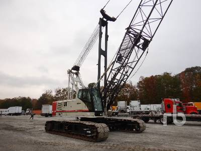 2005 LINK-BELT LS138H-5 80 Ton Self-Erecting Crawler Crane