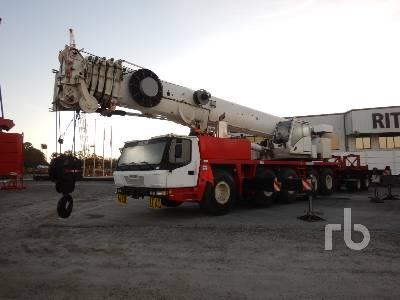 2007 GROVE GMK5130-1 130 Ton 10x8x10 All Terrain Crane