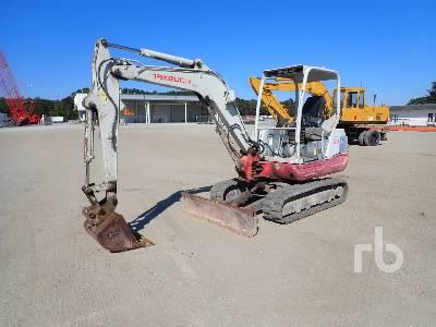 2012 TAKEUCHI TB235 Mini Excavator (1 - 4.9 Tons)