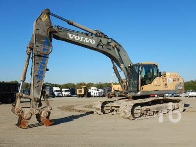 2009 VOLVO EC330 CL Hydraulic Excavator