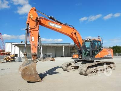 2017 DOOSAN DX225LC-5 Hydraulic Excavator