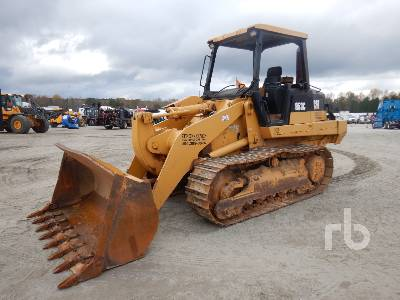 1999 CATERPILLAR 953C Crawler Loader
