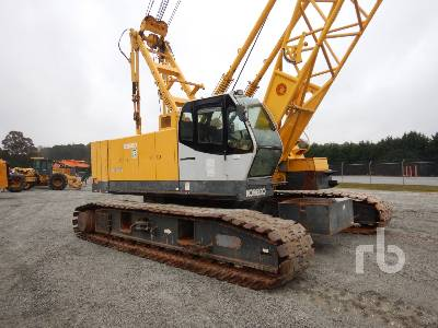 2003 KOBELCO CK1000 II 100 Ton Self-Erecting Crawler Crane