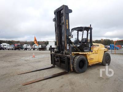 HYSTER H280HD 25400 Lb Forklift