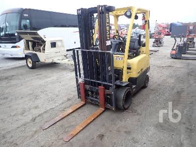 HYSTER S50FT 3450 Lb Forklift