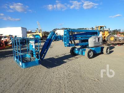 2011 GENIE Z45/25J Electric Articulated Boom Lift