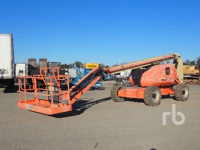 2012 JLG 600AJ 4x4 Articulated Boom Lift