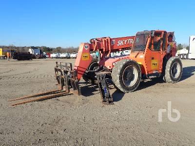 2011 SKYTRAK 10054 10000 Lb 4x4x4 Telescopic Forklift