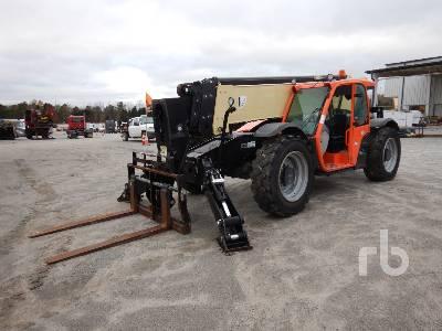 2016 JLG 1255 12000 Lb 4x4x4 Telescopic Forklift