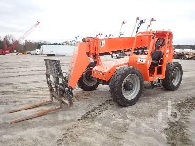 2014 SKYTRAK 6042 6000 Lb 4x4x4 Telescopic Forklift