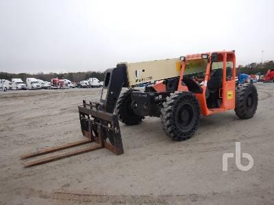 2014 JLG G943A 9000 Lb 4x4x4 Telescopic Forklift