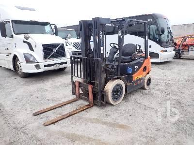 2013 DOOSAN G25E5 4600 Lb INOPERABLE Forklift