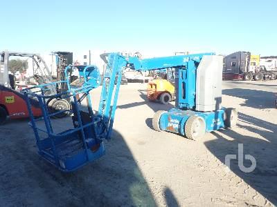 2014 GENIE Z30/20N Electric Articulated Boom Lift
