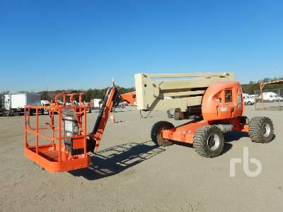 2014 JLG 450AJ Series II 4x4 Articulated Boom Lift
