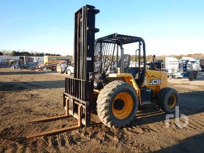 2015 JCB 9504 10000 Lb Rough Terrain Forklift