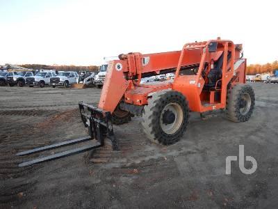 2012 SKYTRAK 8042 8000 Lb 4x4x4 Telescopic Forklift