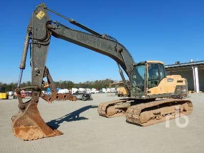 2012 VOLVO EC220 DL Hydraulic Excavator