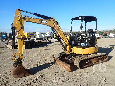 2014 CATERPILLAR 304E CR Mini Excavator (1 - 4.9 Tons)