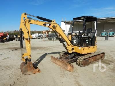 2012 CATERPILLAR 303.5ECR Mini Excavator (1 - 4.9 Tons)