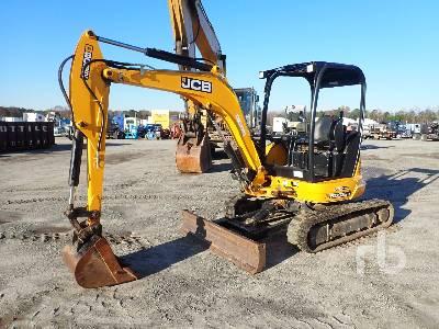 2017 JCB 8035 ZTS Mini Excavator (1 - 4.9 Tons)