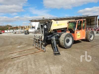 2013 JLG G1055A 10000 Lb 4x4 Telescopic Forklift