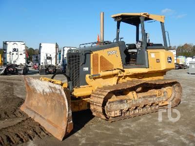 2006 JOHN DEERE 700J LT Crawler Tractor