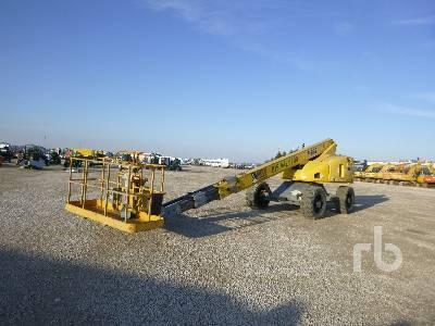2007 HAULOTTE HB62 4x4 Boom Lift