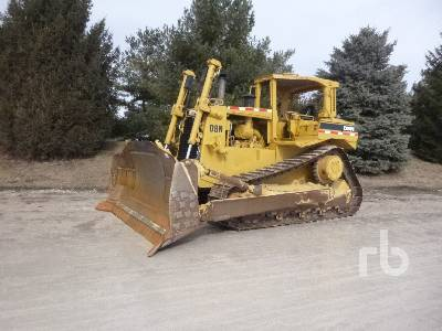 1990 CATERPILLAR D8N Crawler Tractor