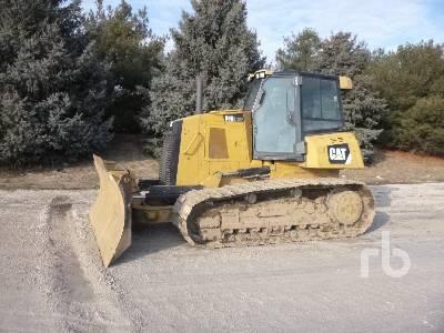 2013 CATERPILLAR D6K2 LGP Crawler Tractor