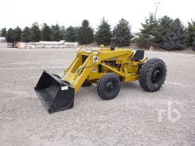 INTERNATIONAL 3414 2WD Utility Tractor