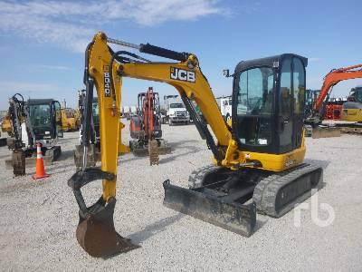 2015 JCB 8040 Mini Excavator (1 - 4.9 Tons)