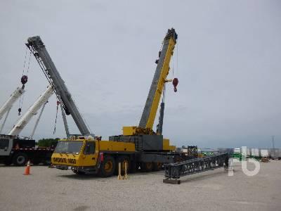 GROVE GMK6250L 250 Ton All Terrain Crane