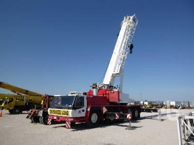 GROVE GMK5120B 120 Ton 10x8x8 All Terrain Crane
