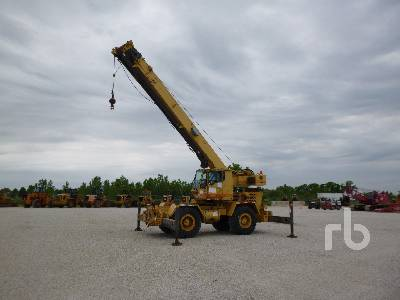 GROVE RT528C 28 Ton 4x4x4 Rough Terrain Crane
