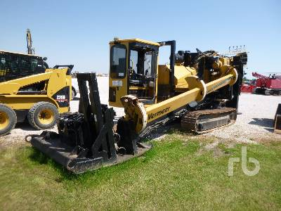 2011 VERMEER D100X120 Series II Crawler Directional Drill